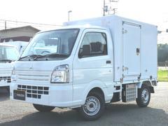 ミニキャブトラック東プレ製冷蔵冷凍車中温・2WD・AT
