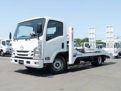 タイタントラックユニック製・3.05t・2台積・積載車