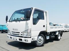 エルフトラックSG強化ダンプ全低床2t