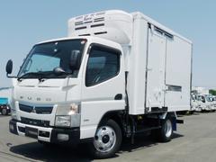 キャンター2t・東プレ製冷蔵冷凍車・低温