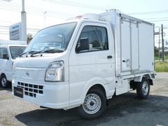 NT100クリッパートラック菱重コールドチェーン製冷蔵冷凍車・低温・2コンプ