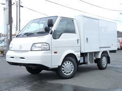 ボンゴトラックサーマルマスター製・冷蔵冷凍車・中温・2WD・MT