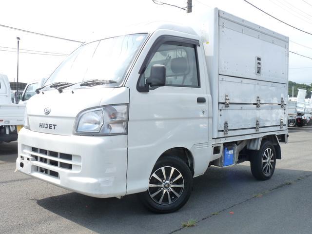 ダイハツ 東プレ製・移動販売冷蔵冷凍車・2WD・AT