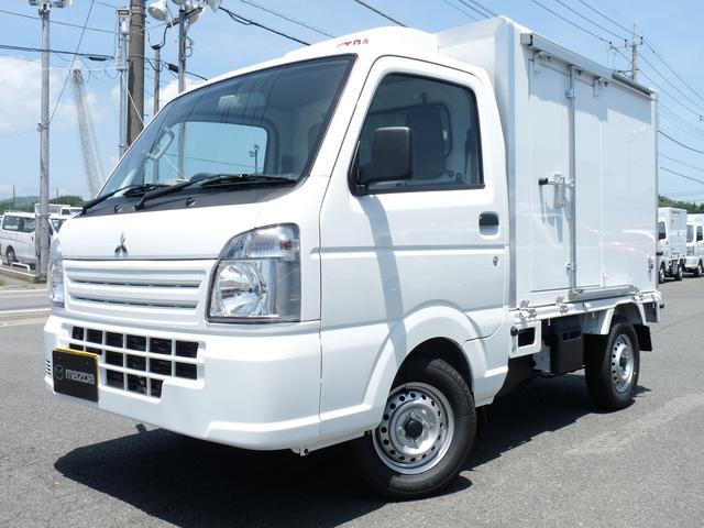 三菱 菱重コールドチェーン製・冷蔵冷凍車・中温・2コンプ
