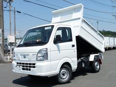 NT100クリッパートラック新明和製清掃ダンプ・4WD・MT