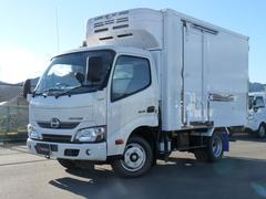 デュトロ東プレ製・冷蔵冷凍車・低温・2t標準ショート・VSC・PCS