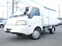 ボンゴトラックサーマルマスター製・冷凍車・低温・2WD・MT・1コンプ