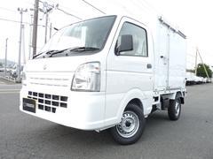 キャリイトラック保冷車・2WD・AT・キーレス・PW