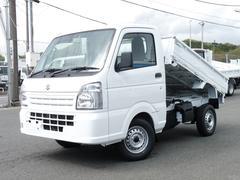 キャリイトラック金太郎ダンプ・4WD・MT【軽ダンプ】