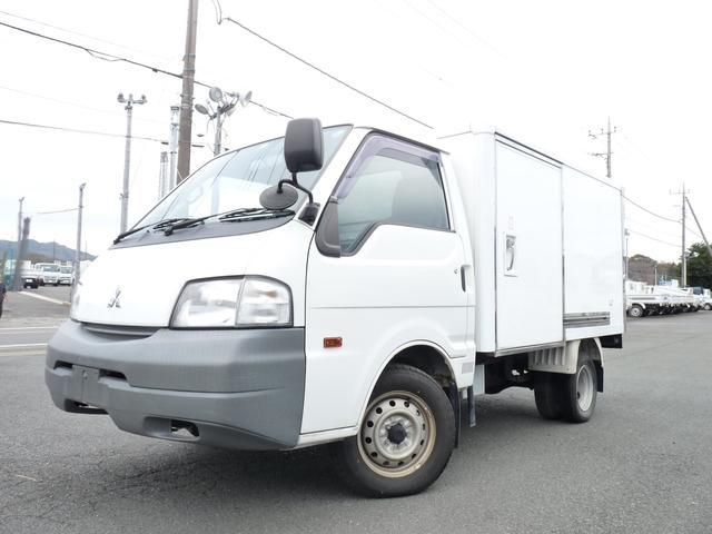三菱 矢野特殊自動車製保冷車・2WD・MT