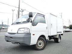 デリカトラック矢野特殊自動車製保冷車・2WD・MT
