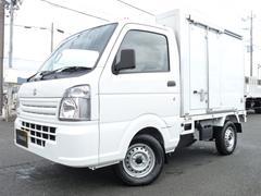 キャリイトラック菱重コールドチェーン製・軽冷凍車・中温・2コンプ