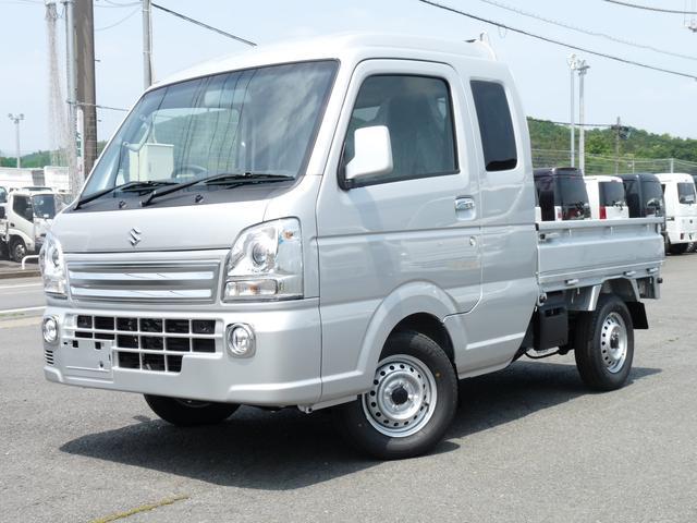 スズキ スーパーキャリイ X・4WD・AT・ディスチャージランプ・...