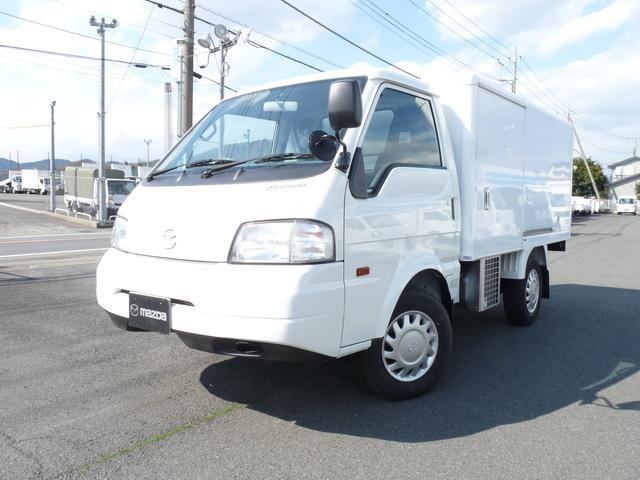 マツダ サーマルマスター製冷蔵冷凍車・DXロング・中温・4WD・MT