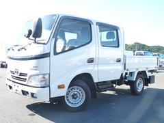ダイナトラック1.0t・Wキャブ・4WD・AT