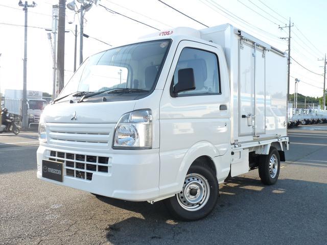 三菱 菱重コールドチェーン製・軽冷凍車・2コンプ・中温・2WD