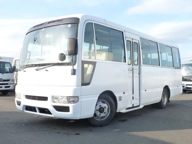 日産 シビリアンバス マイクロバス・29人乗り・MT