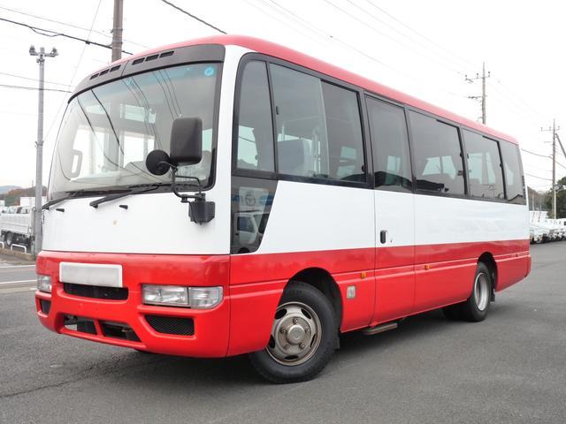 日産 シビリアンバス マイクロバス・24人乗り・AT・ディーゼル