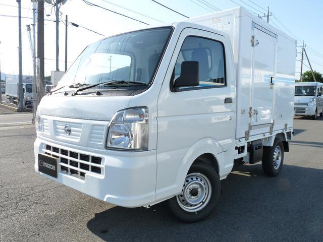 日産 東プレ製・冷蔵冷凍車・中温・2WD・MT