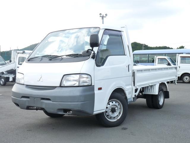 三菱 ロングDX・1t・ダブルタイヤ・2WD・AT