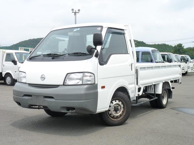 日産 バネットトラック スーパーローDX・ダブルタイヤ・