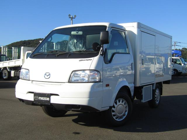 マツダ ロングDX・冷蔵冷凍車・中温・TESMA車・4WD・MT