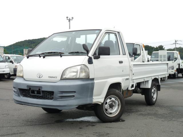 トヨタ タウンエーストラック 0.85t・DX・4WD・AT