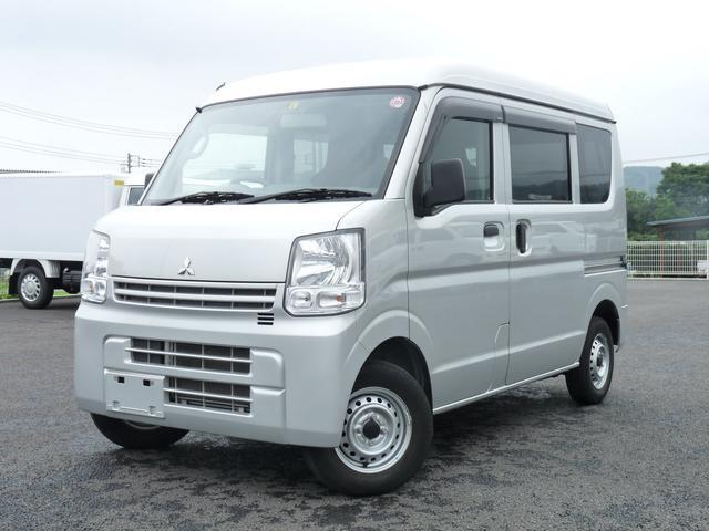 三菱 ミニキャブバン G・5AGS・2WD・キーレス