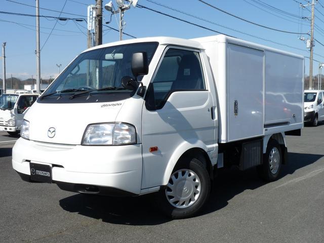 マツダ ボンゴトラック  DXロング・冷蔵冷凍車・中温・2WD・AT・TESMA車