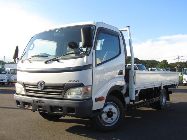 トヨタ ダイナトラック  ワイドロング・フルジャストロー・2WD・MT