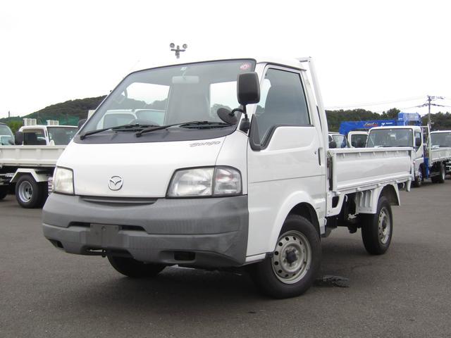 マツダ ボンゴトラック  0.85t・4WD・MT