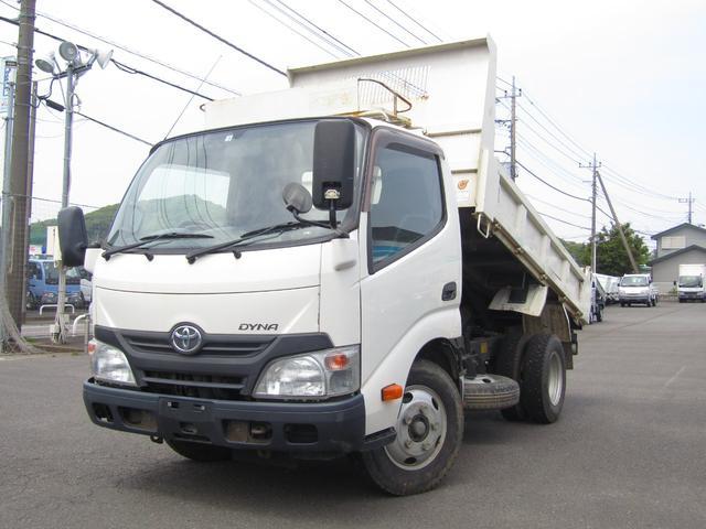 トヨタ ダイナトラック  3t・新明和製ダンプ・MT