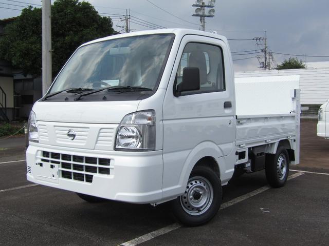 日産  新明和製垂直パワーゲート・4WD・MT