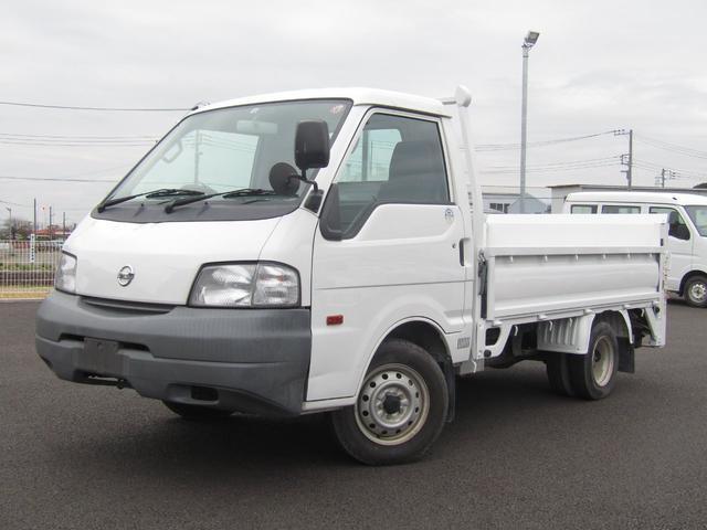 日産  0.7t・新明和製垂直パワーゲート・2WD・MT