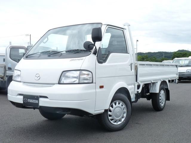 マツダ  1.15t・DXロング・シングルワイドロー・2WD・MT・キーレス・電動リモコン式ドアミラー・PW・助手席エアバック