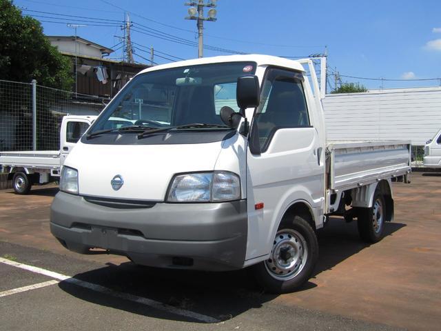日産 バネットトラック  DXロング・2WD・AT・左電動リモコンミラー・助手席エアバッグ
