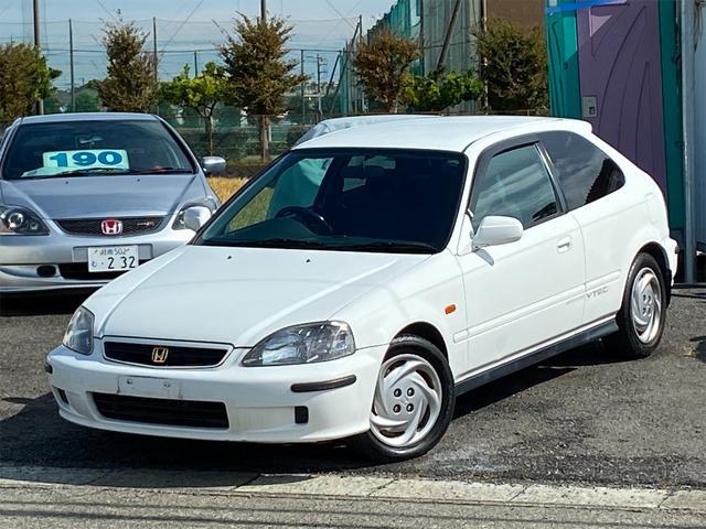 シビック(ホンダ) SiR 中古車画像