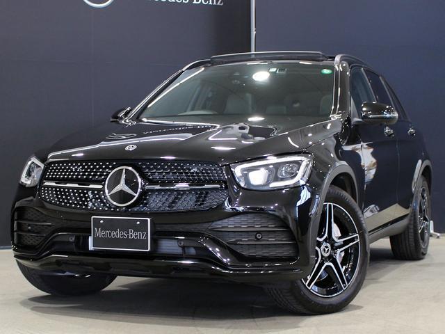 メルセデス・ベンツ GLC GLC220d 4マチック ナイトエディション 新車保証継承 130台限定 ナイト エディション オブシディアンブラック ナイトパッケージ パノラミックSR