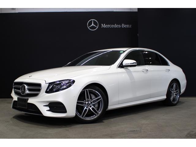 メルセデス・ベンツ E250 アバンギャルド スポーツ MB認定2年保証 レザーPKG ダイヤモンドホワイト 黒本革シート
