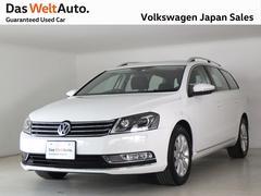 VW パサートヴァリアントTSIコンフォートライン 純正ナビ キセノン 認定中古車