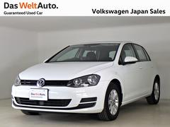 VW ゴルフTSIトレンドライン MRP009ナビPKG 禁煙認定中古車