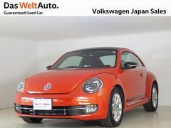 VW ザ・ビートル限定車クラブ フェンダーサウンド 禁煙 DWA認定中古車
