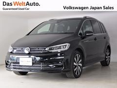 VW ゴルフトゥーランTSI−Rライン DCCディスカバープロPKG 禁煙試乗車輌