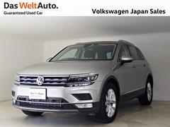 VW ティグアンハイライン デモカー禁煙 純正ナビTV
