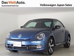 VW ザ・ビートルターボ パノラマスライディングルーフ 純正ナビ 認定中古車