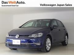 VW ゴルフTSIハイライン マイナーチェンジ後モデル テクノロジーPG