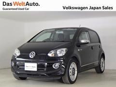 VW アップ!ブラックアップ!4Dr 限定400台 MRP008ナビPKG