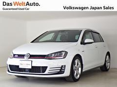 VW ゴルフGTIベースグレード ディスカバープロPKG 禁煙DWA認定中古車