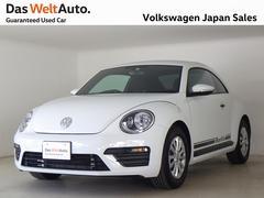 VW ザ・ビートルベース アップコネクト搭載 禁煙使用 【格安御提示特選車輌】