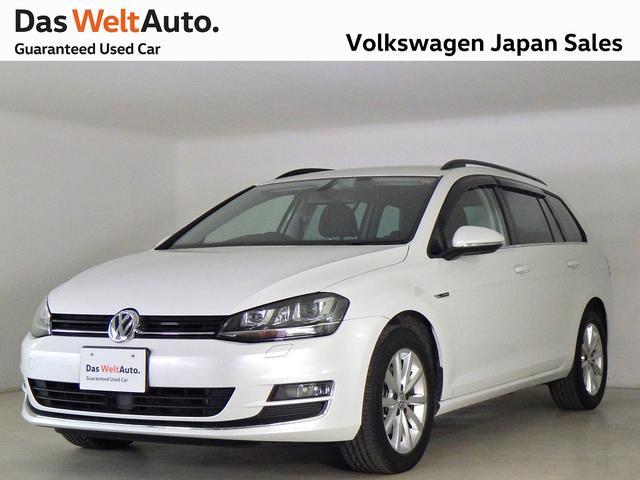 フォルクスワーゲン 限定車ラウンジACC ナビ リアカメラ 禁煙 VW認定中古車
